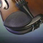 Guarneri 1/2 size violin chinrest